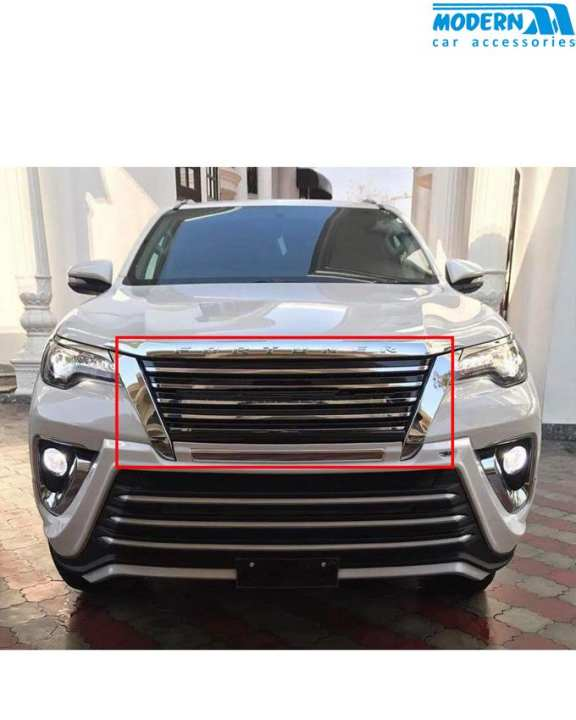 Toyota Fortuner Front Grille China - Model 2016-2017