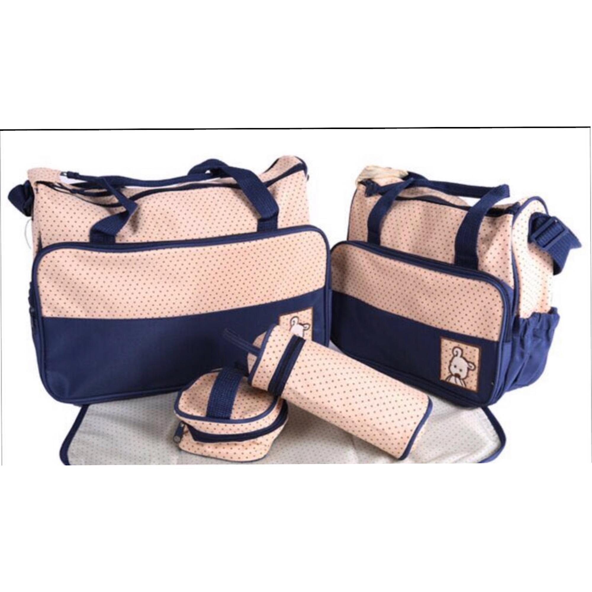 7430efb82018 Daiper Baby Bag Set (4 Pcs)