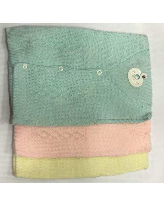 Wollen Vest For  Baby