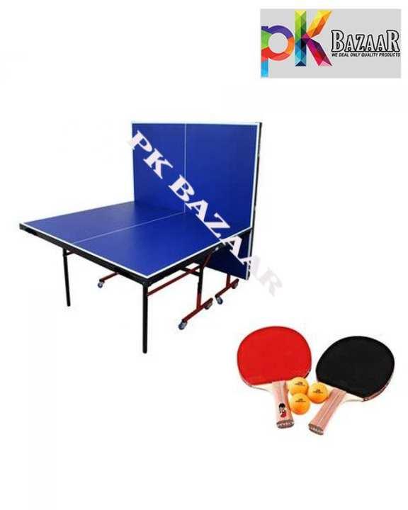 Foldable Table Tennis Foldable Table Tennis with Net
