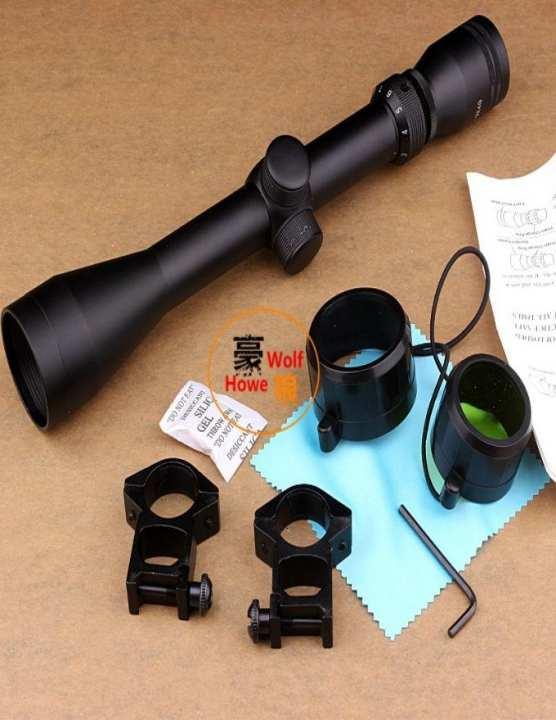 New Hunting Gamo Brand 3-9X40 Air Rifle Gun Hunting Scope Telescopic Sight Riflescope