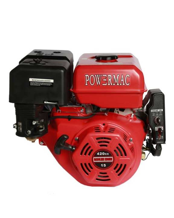 PGX-425D - Petrol Engine - Red