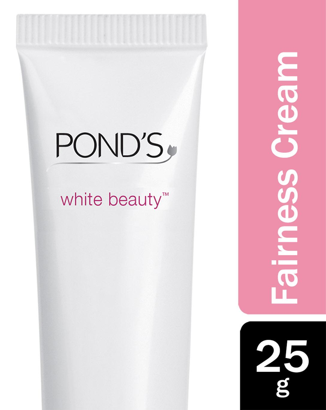 White Beauty Cream 25 Gm Buy Sell Online Best Prices In Ponds Age Miracle Day Jar 50 G Pakistan
