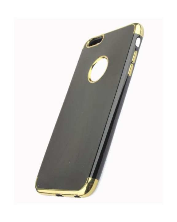 iPhone 7  PlusPlain Case - Border Gold