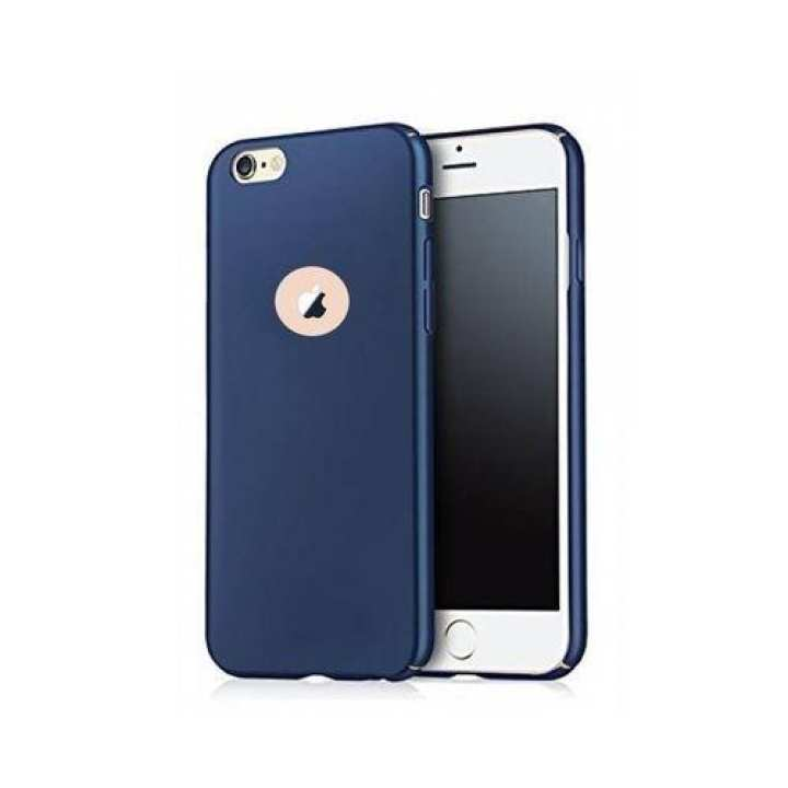 360 Degreefull Protection Case With Screen Protection For Huawei - Y5Prime(2018) - Blue