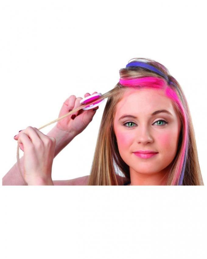 Temporary Hair Chalk - Multi Color