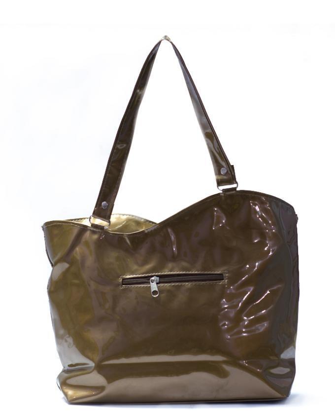 Hand Bag For Women- Light Brown Ragazine