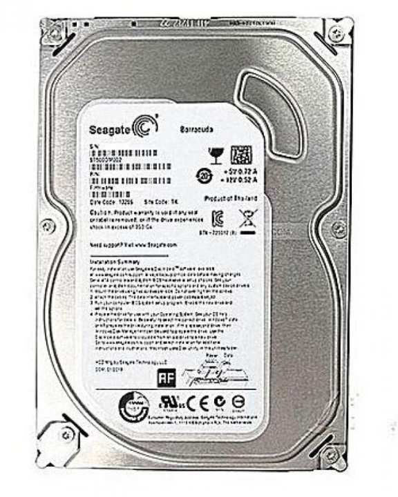 Hard Disk 160 GB For Desktop - Silver