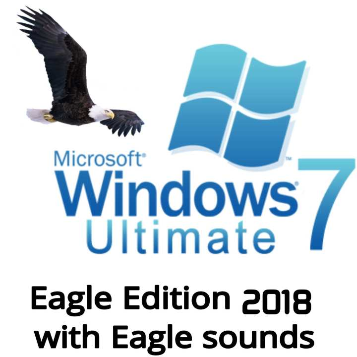 Free universal Driver pack solution DVD with Windows 7 Eagle Edition 2018 DVD Full Change Window for laptop, computer Both