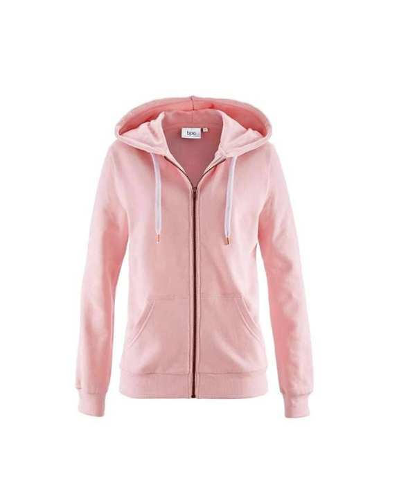 Light Pink Hoodie For Women