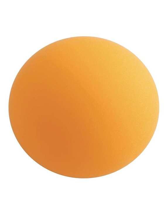 Orange Plastic Table Tennis Balls