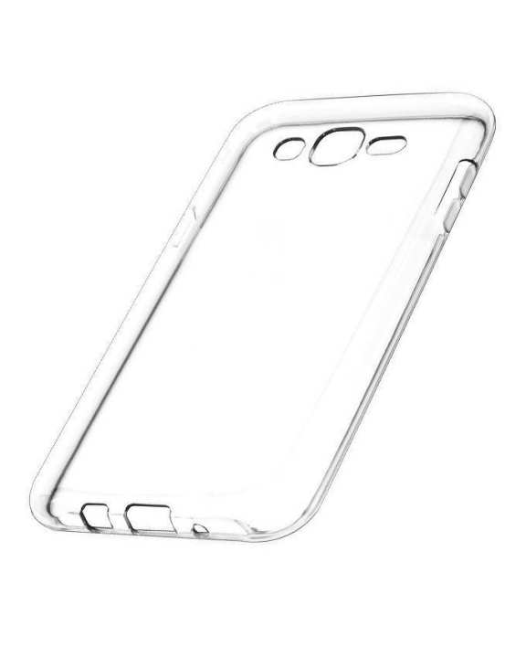 Jelly Case for Samsung Galaxy J1 - Transparent