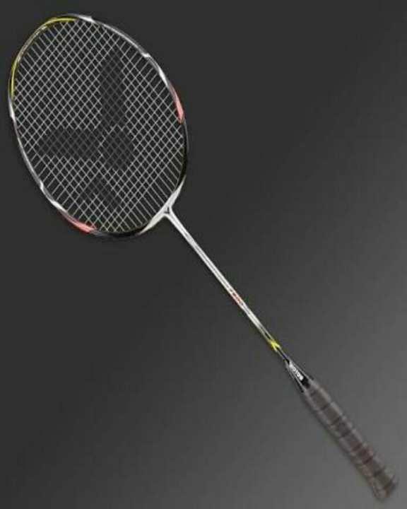 Pair of Super Premium Badminton Rackets - Multicolor