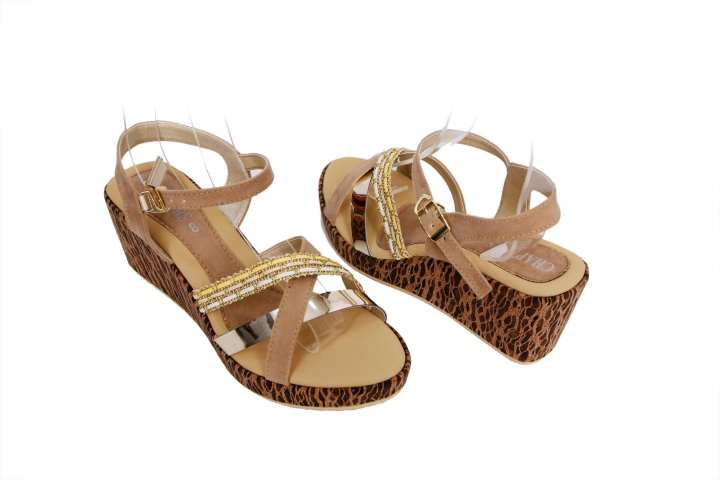 Beige Wedges For Women