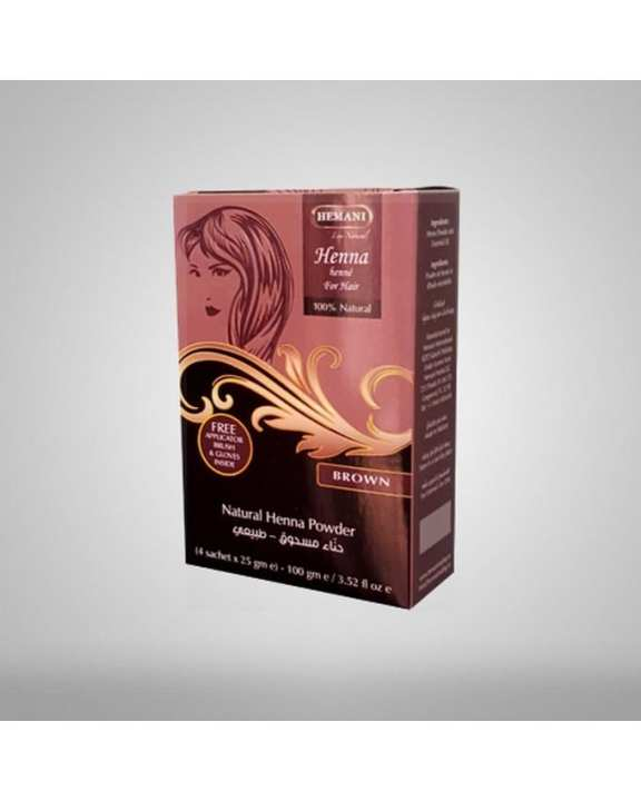 Hemani Brown Henna 100Gm