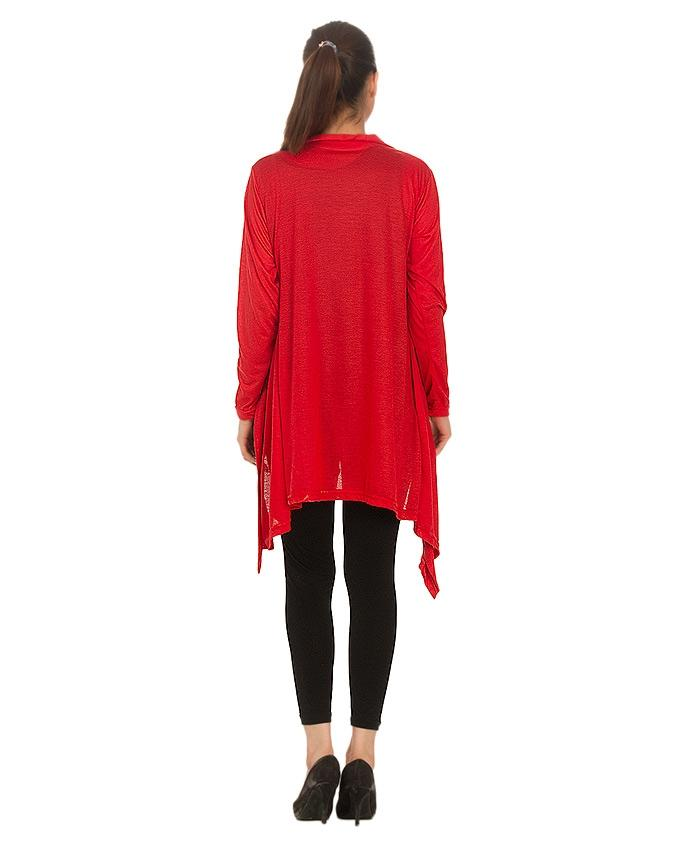 Pack of Two - Multicolor Jersey Shrugs For Women - CA068