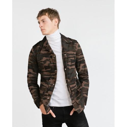 e55b02ff Buy Zara Men's Winter Jackets & Coats at Best Prices Online in ...