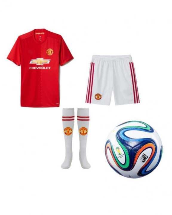 Pack of 4 - Football Kit - Large