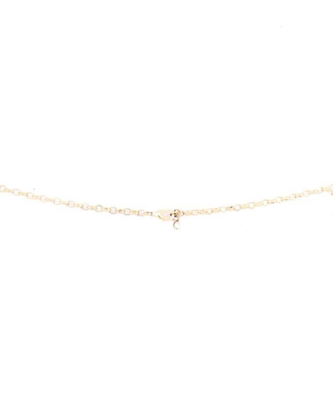Golden Cartier Leopard Necklace