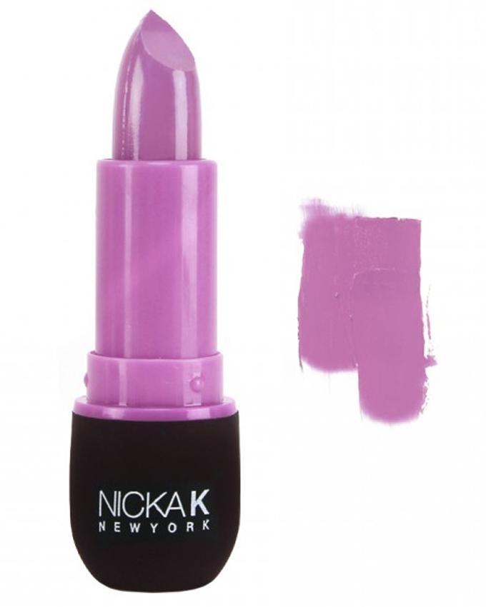 Vivid Matte Lipstick - NMS18 Violet