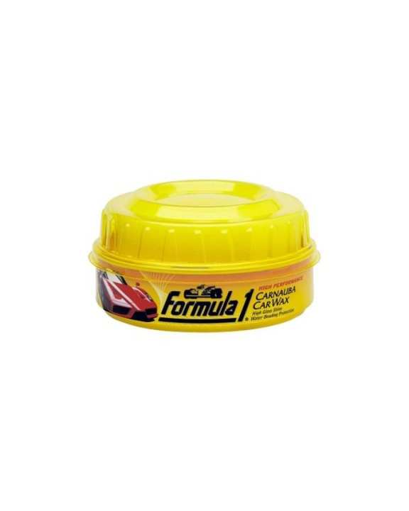 Formula 1 Carnauba Paste Wax 230g