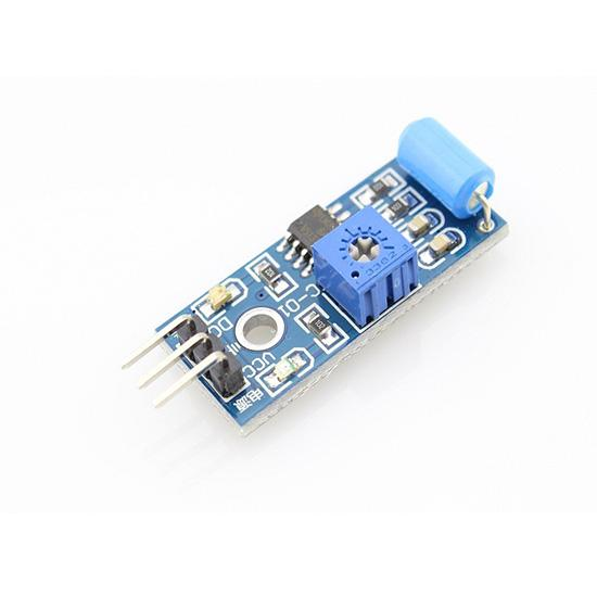 SW-420 Normally Closed Vibration Sensor Module for Alarm System DIY Smart Vehicle Robot Helicopter Airplane