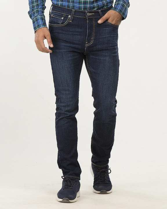 Super Skinny Jeans Chalk Violet