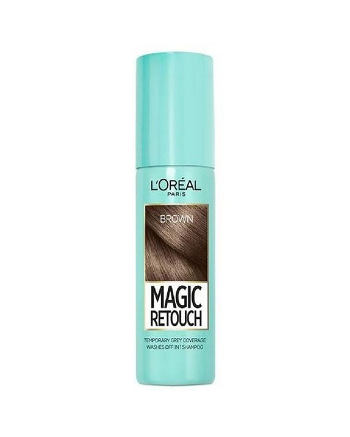 Magic Retouch Root Touch Up Hair Color Spray Brown 75ml Buy Sell