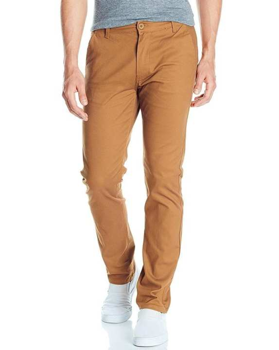 Prime Mens Chinos Cargo Casual Jeans Trousers Pants