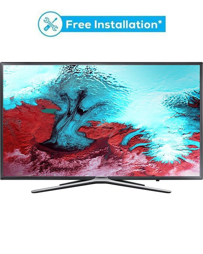 43K6000 - Full HD Smart LED TV - 43 Inch - Black