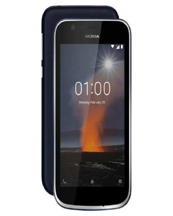 Nokia 1 Mobile Phone-Dual Sim-1Gb-8Gb-Blue