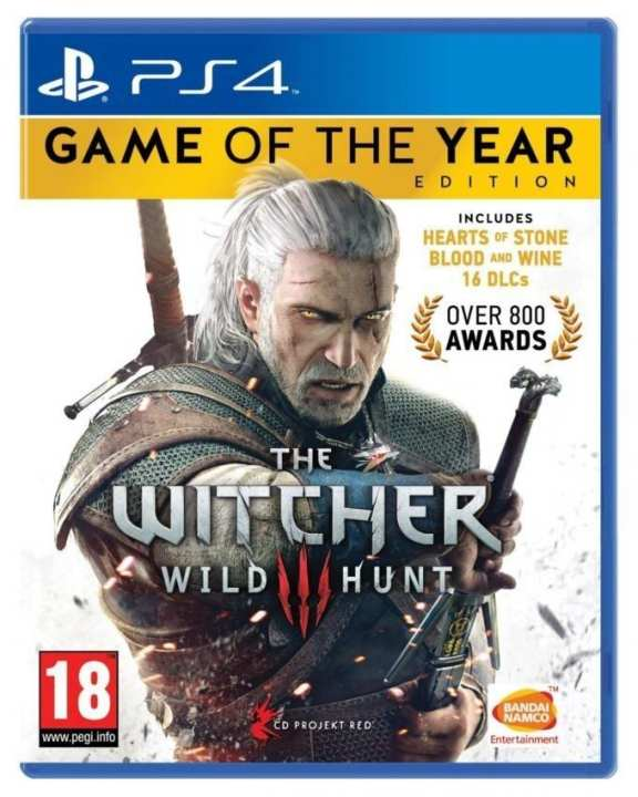 Witcher 3: Game of the Year Edition - PlayStation 4