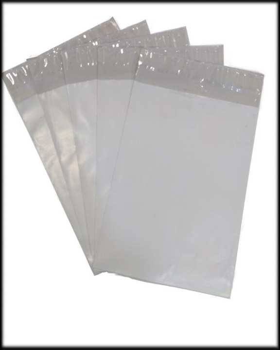 Medium Courier Flyer Bags 12 x 16 Inches - 100 Pieces