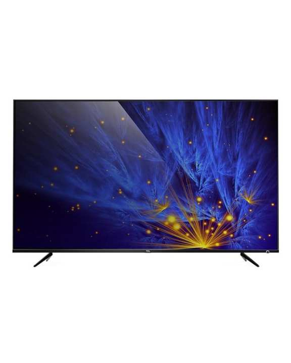 "P6 - 50"" Smart UHD LED TV - Black"