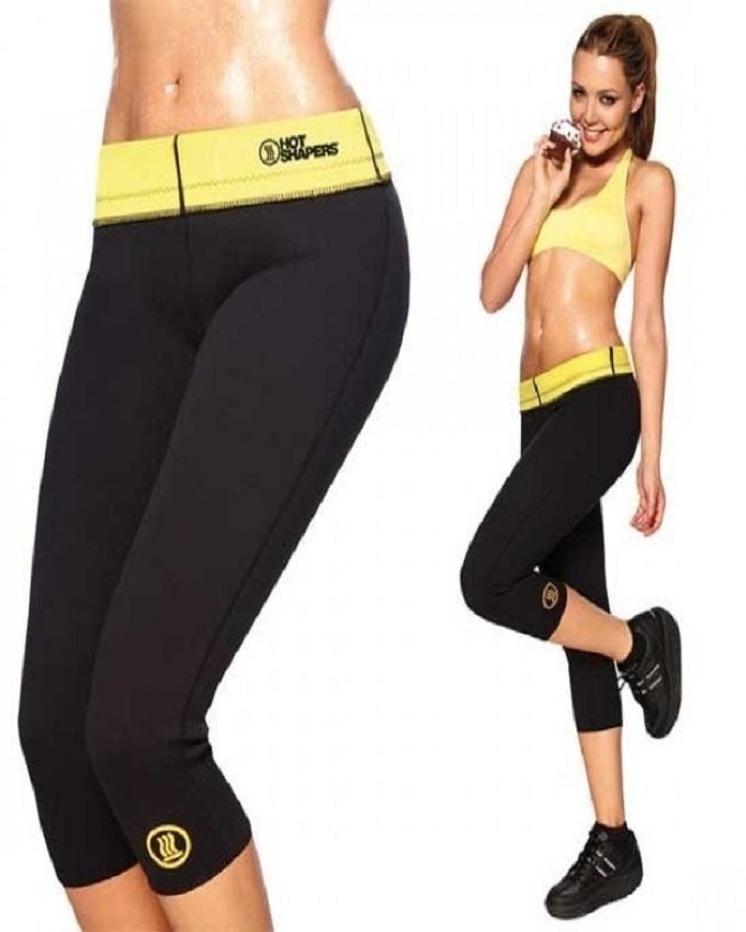 Hot Shapers Fitness Trouser - Black
