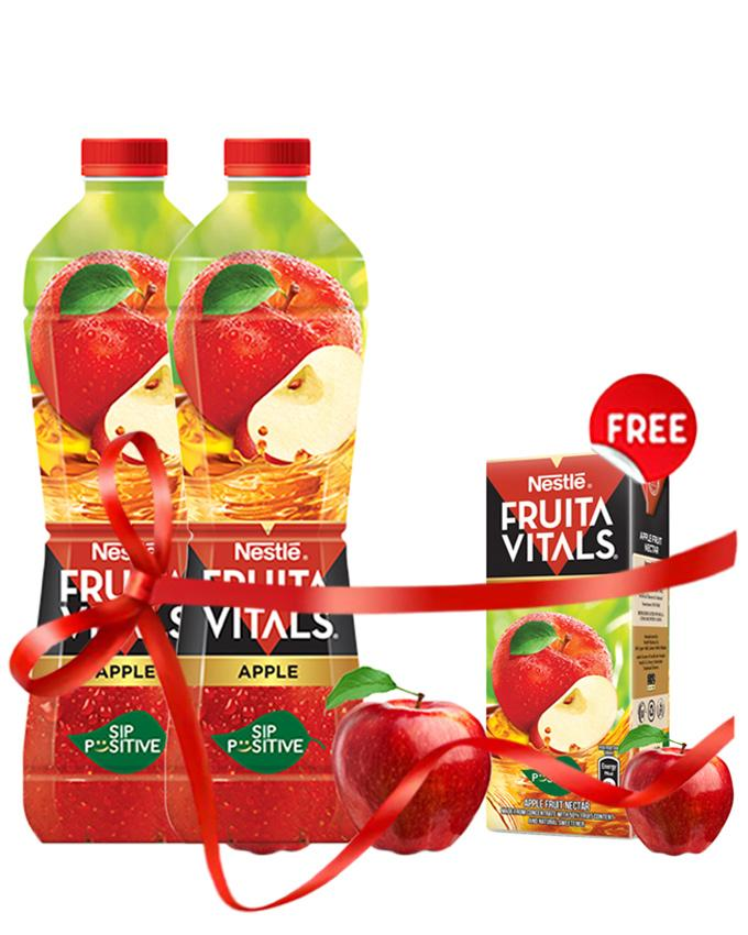 324e437ec5bbf 1 FREE FRUITA VITAL 200 ML with 2x FRUITA VITALS Red Anaar 1000ml
