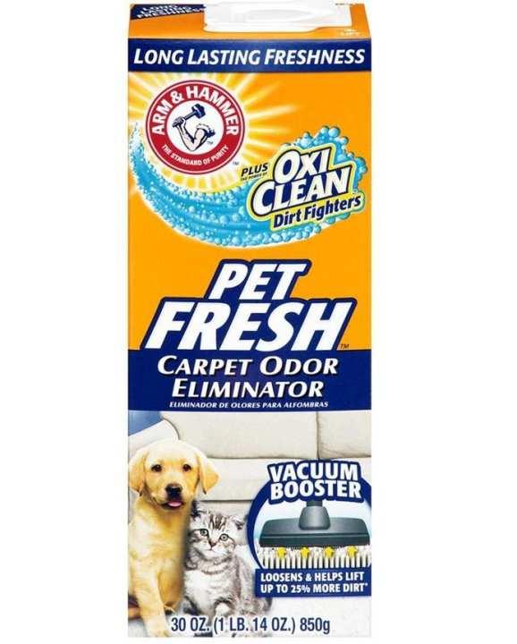 Carpet Odor Eliminator Pet Fresh