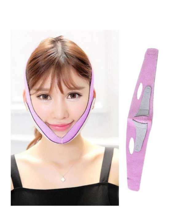 Correction Bandage Mask - Purple