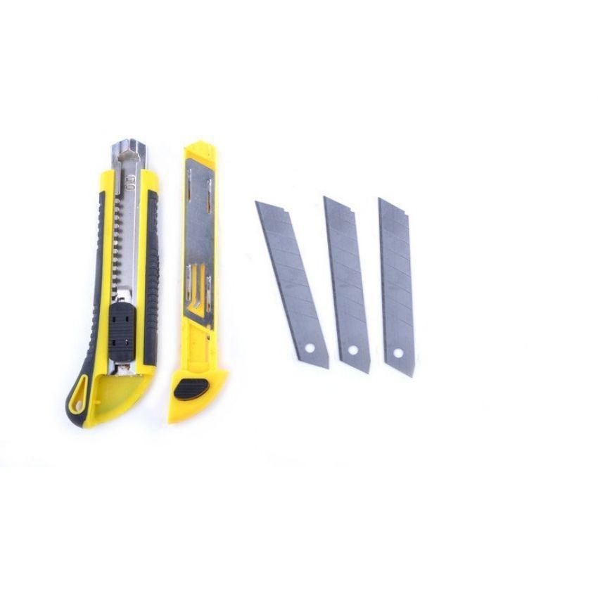 Pocket Cutter Knife - Yellow