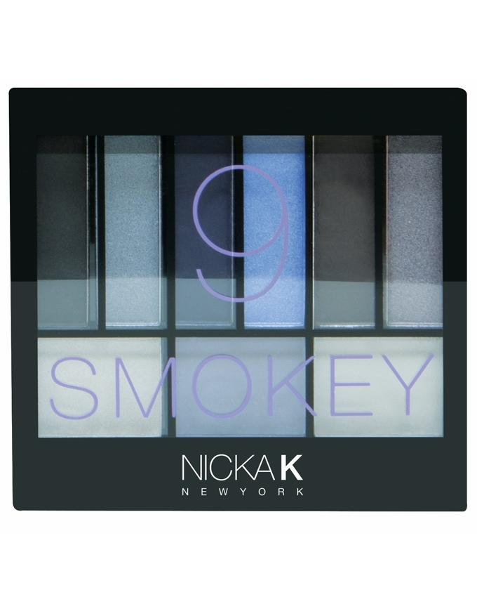 Perfect 9 Smokey Eyeshadow Palette Set