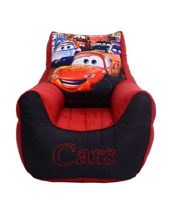 Cars Bean Bag Sofa For Kids