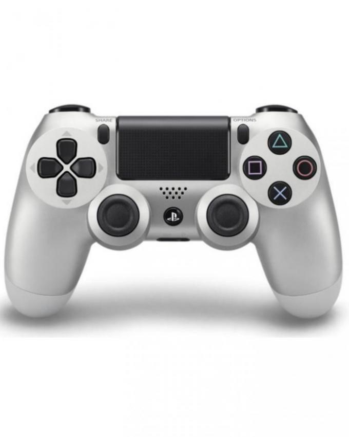 PS4 - DualShock 4 Wireless Controller - Silver