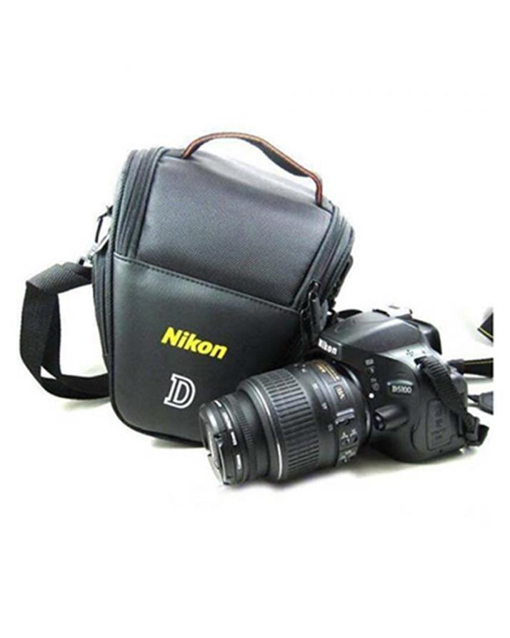 Bag Nikon V Shape Triangle DSLR D5500 D3400 D7500 D7000 D5300 D5200