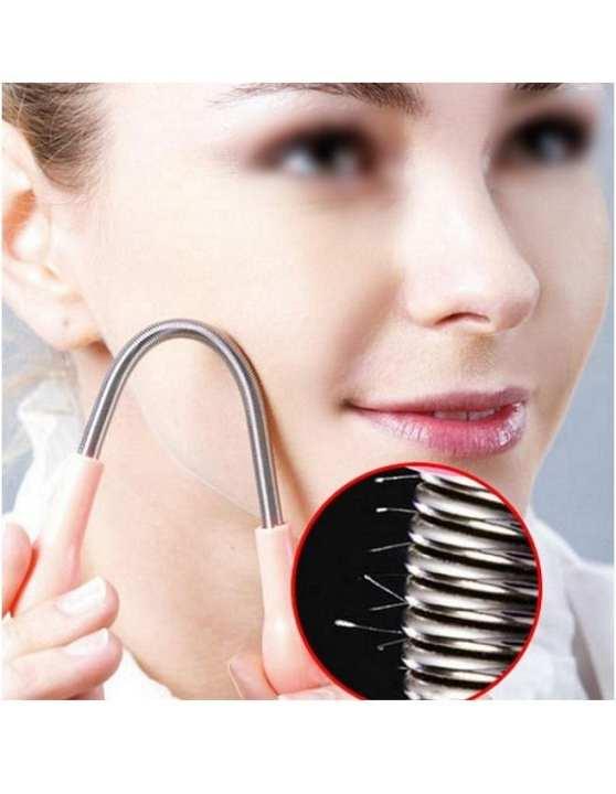 Manual Face Hair Remover Epilator Shaver Stick