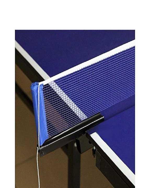 Table Tennis Net Clamp - Blue