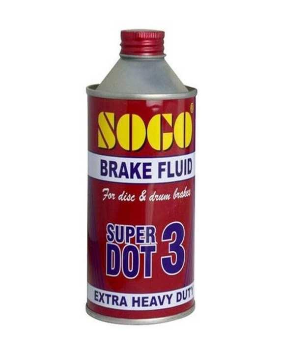 Brake Fluid For Disc & Drum Brakes