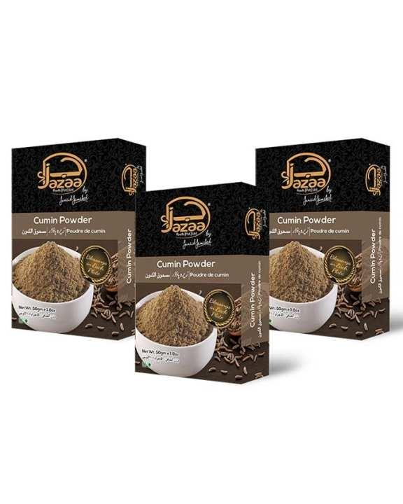 Pack of 3  - Cumin Powder
