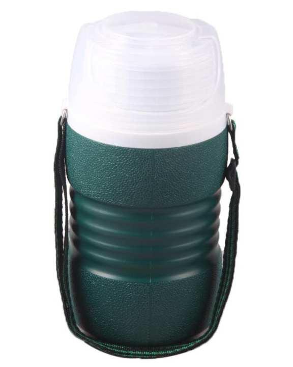 Cool Jet Water Travelling School Bottle - Green