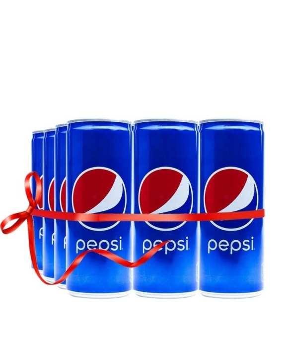 Pepsi - Pack Of 6 Pepsi 250 Ml