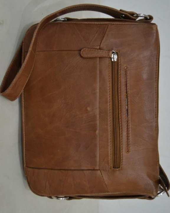 Tan - Leather Shoulder Bag For Women